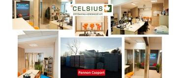 Celsius Építőanyag-Kereskedő Kft.